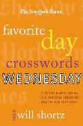 New York Times Favorite Day Crosswords Wednesday