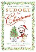 Will Shortz Presents Sudoku for Christmas: 300 Easy to Hard Puzzles