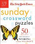 New York Times Sunday Crossword Puzzles Volume 37