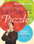New York Times Will Shortz Picks His Favorite Puzzles
