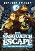 Imaginary Veterinary 01 Sasquatch Escape