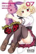 High School DXD Volume 7