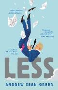 Cover Image for Less by Andrew Sean Greer