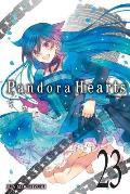 Pandora Hearts Volume 23