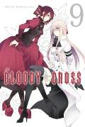 Bloody Cross Volume 9