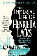 Immortal Life of Henrietta Lacks UK Edition