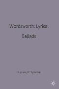 Wordsworth: Lyrical Ballads