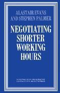 Negotiating Shorter Working Hours