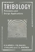 Tribology: Principles and Design Applications