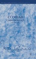 Conrad Chronology