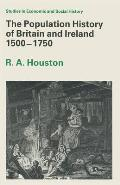 The Population History of Britain and Ireland 1500 1750