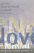 How to Study a Novel