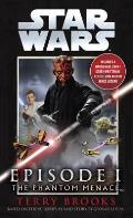 Phantom Menace Star Wars Episode 1