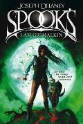 Last Apprentice 09 Spooks I Am Grimalkin UK Wardstone Chronicles