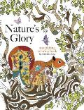 Nature's Glory: An Uplifting Coloring Book