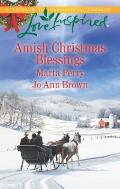 Amish Christmas Blessings: The Midwife's Christmas Surprise\A Christmas to Remember