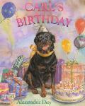 Carls Birthday Board Book