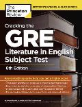 Cracking the GRE Literature Subject Test