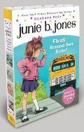 Junie B Jones Boxed Set 1 To 4