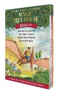 Magic Tree House Boxed Set 1 To 4