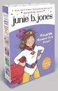 Junie B Jones 4th Boxed Set Ever