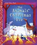 Animals Christmas Eve