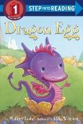 Dragon Egg Step Into Reading Level 1
