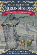Magic Tree House 44 a Ghost Tale for Christmas Time with Stickers