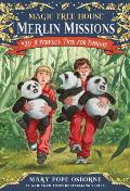 Magic Tree House 48 A Perfect Time for Pandas with Stickers