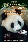 Merlin Missions 20 Fact Tracker Pandas & Other Endangered Species