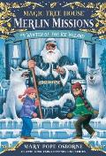 Magic Tree House 32 Winter of the Ice Wizard with Stickers