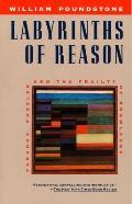 Labyrinths Of Reason Paradox Puzzles