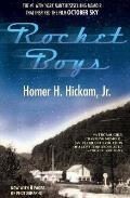 Rocket Boys A Memoir