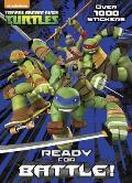 Ready for Battle Teenage Mutant Ninja Turtles
