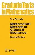 Mathematical Methods Of Classical Mechanics 2nd Edition