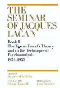 Seminar Of Jacques Lacan Book II
