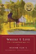 Where I Live New & Selected Poems 1990 2010
