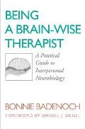 Being a Brain-Wise Therapist: A Practical Guide to Interpersonal Neurobiology