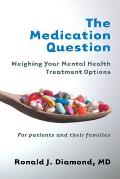 Medication Question Weighing Your Mental Health Treatment Options