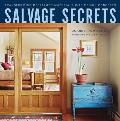Salvage Secrets Transforming Reclaimed Materials Into Design Concepts