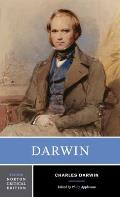 Darwin A Norton Critical Edition 3rd Edition Texts Backgrounds Contemporary Opinion Critical Essays