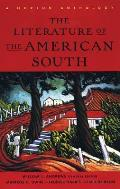 Literature Of The American South A Nor