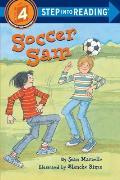 Soccer Sam Step Into Reading