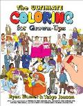 Ultimate Coloring for Grown Ups
