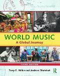 World Music: A Global Journey [With 3 CDs]