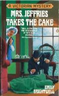 Mrs Jeffries Takes The Cake