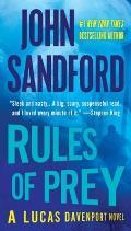 Rules Of Prey Lucas Davenport 01