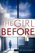 Girl Before A Novel