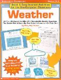 Weather Quick & Easy Internet Acts Gr3 6