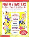 Math Starters For Every Day Of The Schoo